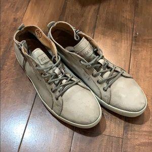 Women's Blackstone gray sneaker